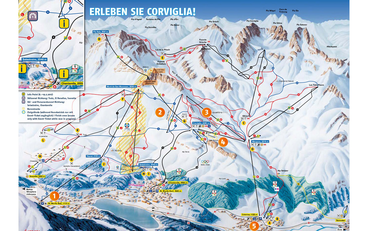 corviglia-ski-map